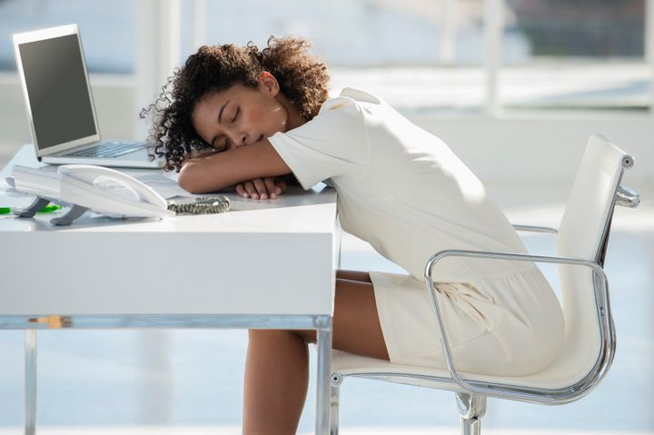 Snoozing in the office? It's commonplace at these nine companies.