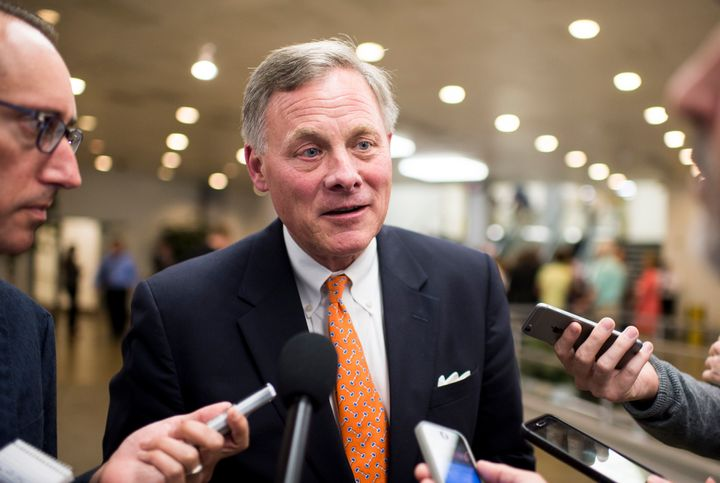 Surprise! Republican Sen. Richard Burr (N.C.) is kinda, sorta siding with LGBT rights groups on the need to address&nbsp