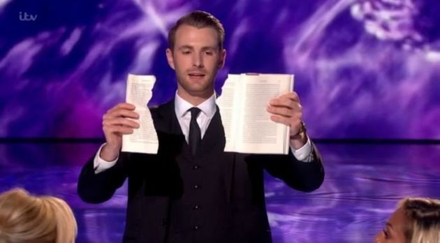 Richard Jones' latest 'Britain's Got Talent' performance left fans