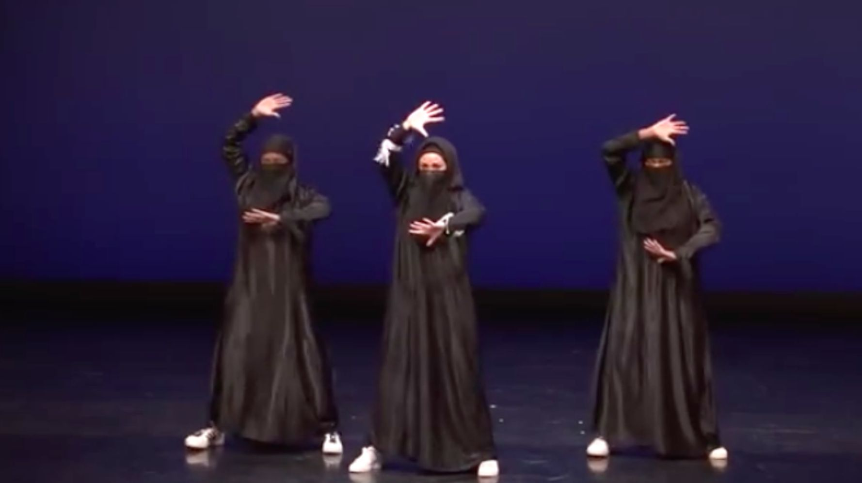 Muslim Hip-Hop Dancers Break Down Stereotypes While Breaking It Down In Niqab