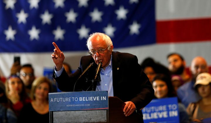 U.S. Democratic presidential candidate Bernie Sanders is fundraising for state legislative candidates in addition to U.S. Hou