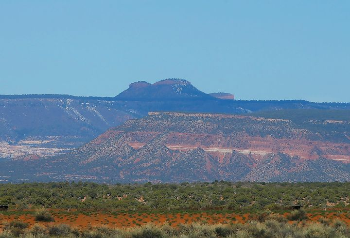 Native American tribes are pushing the Obama administration to declare national monument status for the Bears Ears region of