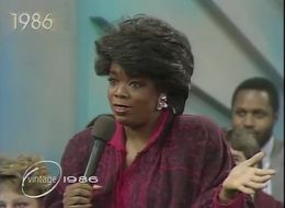Remember The First-Ever 'Oprah Show' Guest? Here She Is, 30 Years Later.