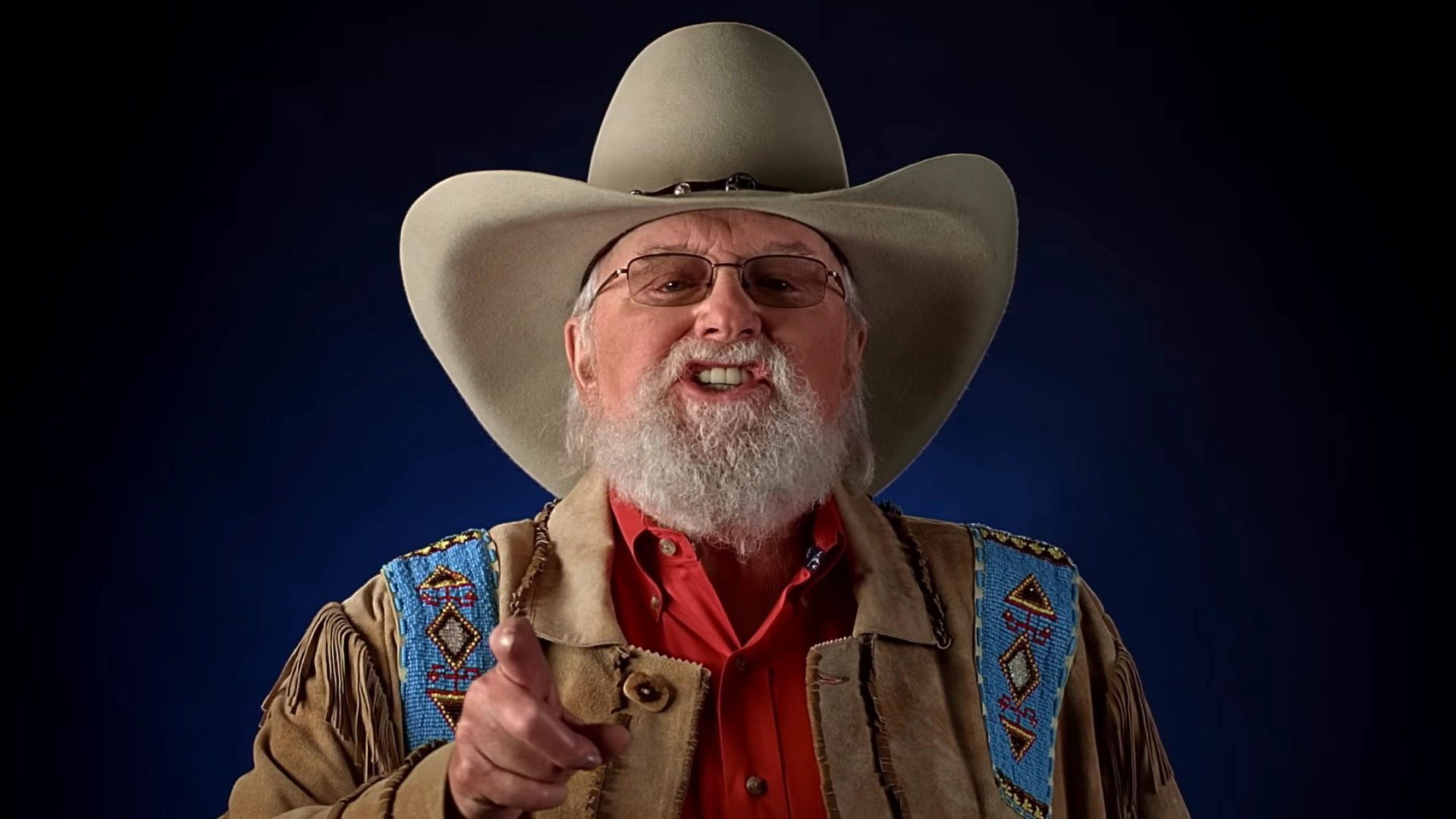Charlie Daniels issues threat to Iran.