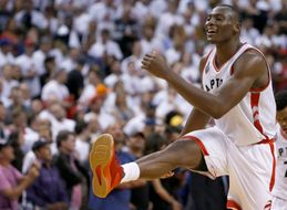 Bismack Biyombo Has Become The Unlikely Answer To Raptors' Prayers