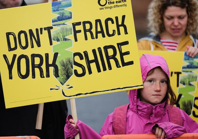 Fracking: Ministers 'Sitting On' Climate Change Report On Shale