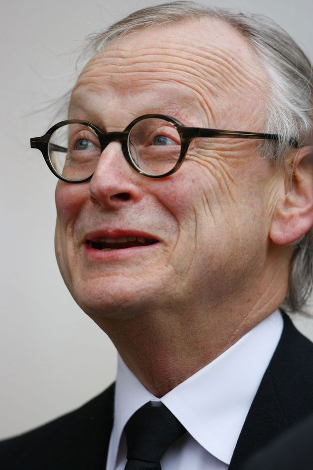 Lord Deben, chairman of the Climate Change