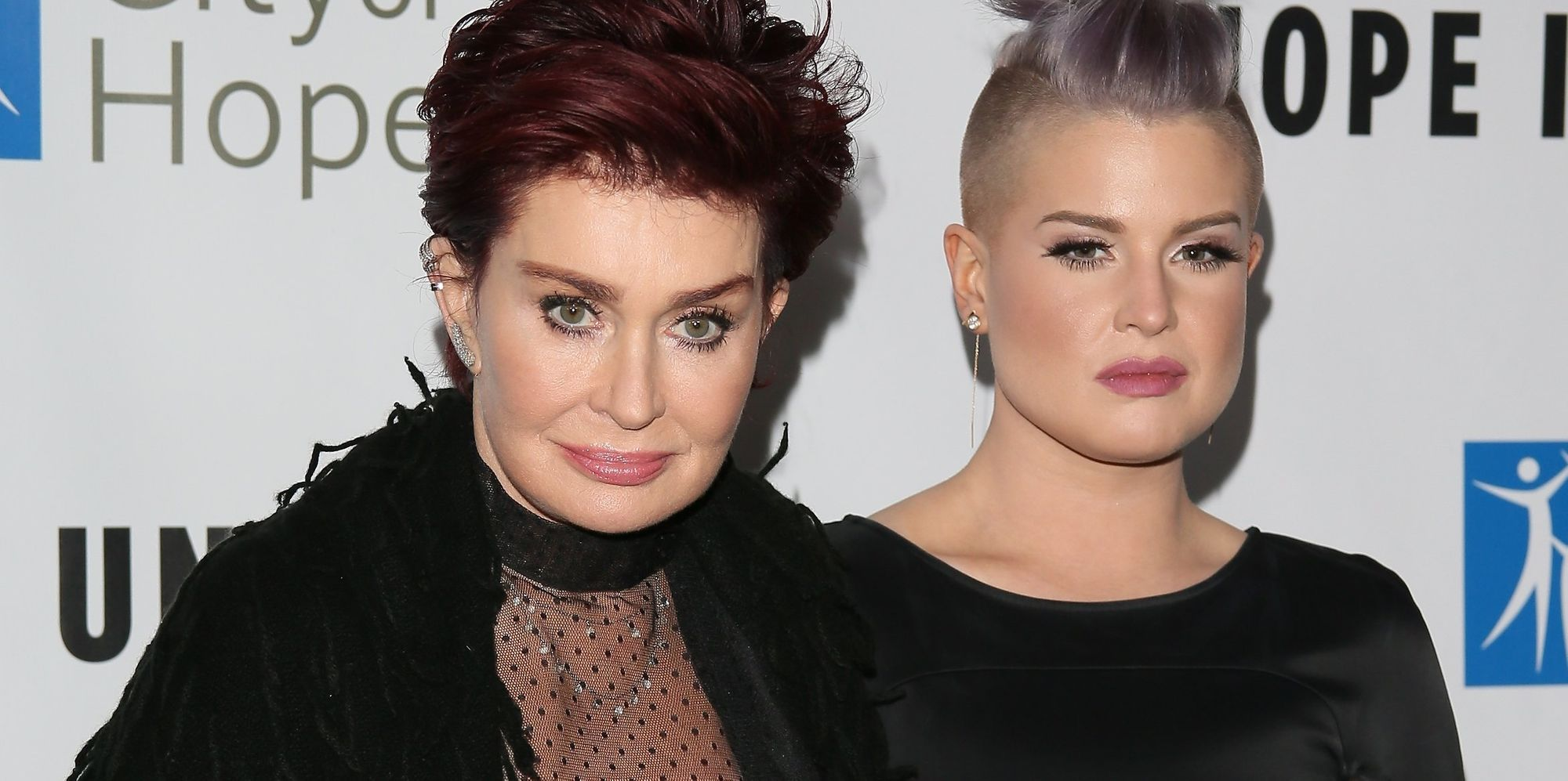 Sharon Osbourne Addresses Kelly's Latest Twitter Outburst: 'You Have To Laugh'