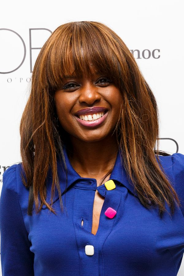 June Sarpong Nude Photos 48