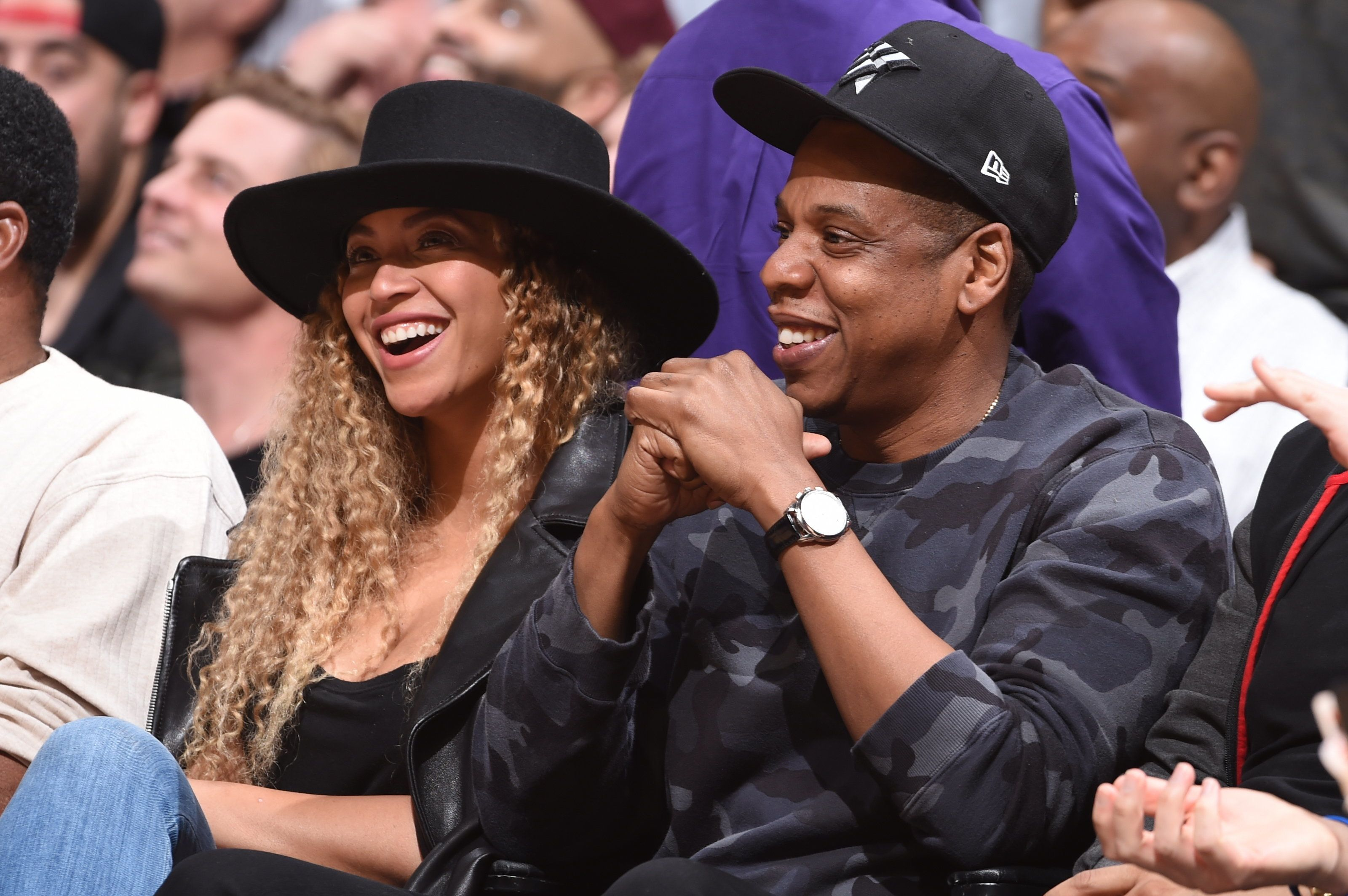 Beyoncé and Jay