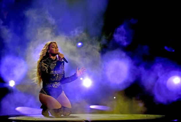 Beyoncé on her 'Formation' world tour, where she performs hits from 'Lemonade' as well as some...