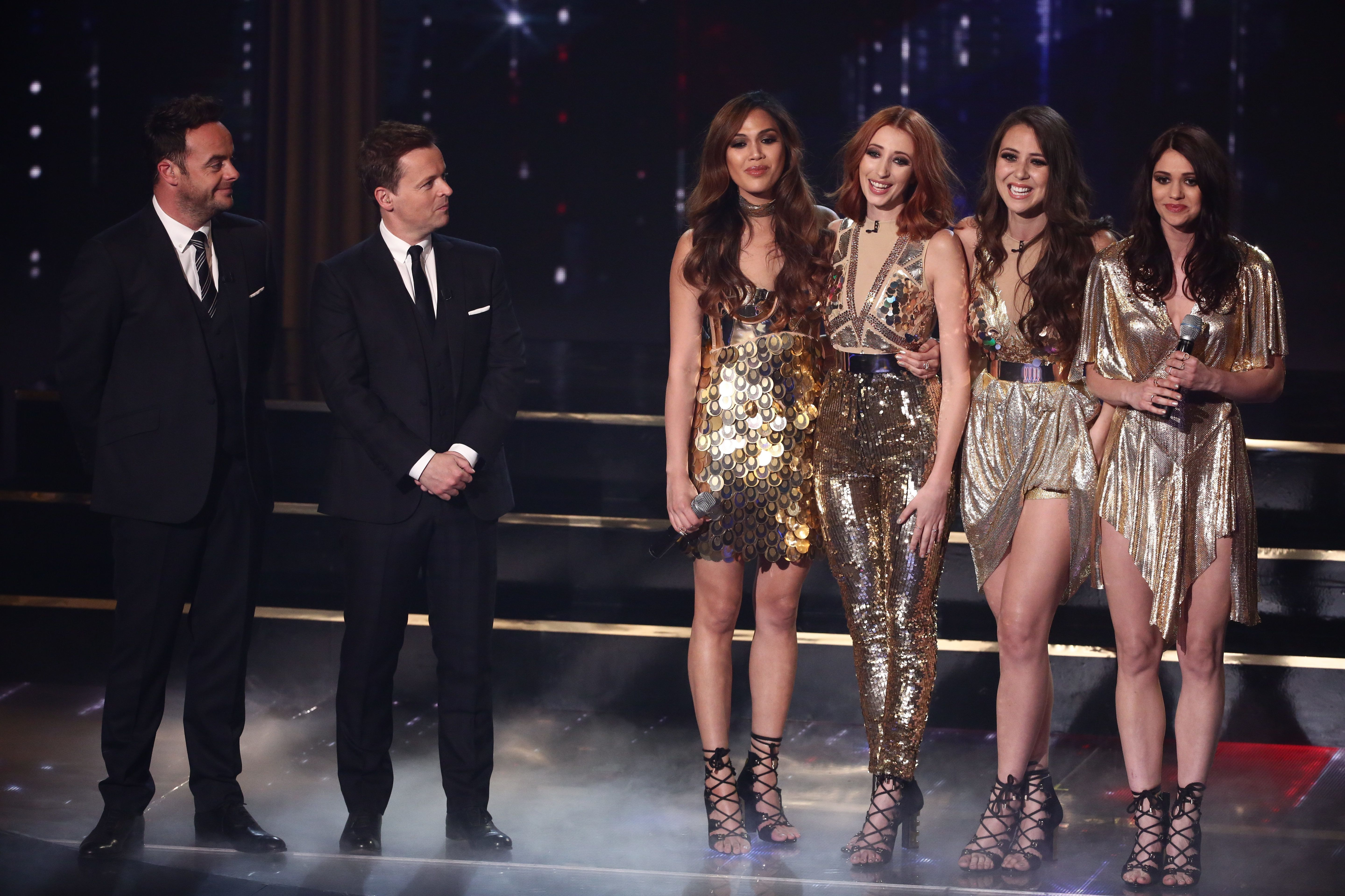 Declan Donnelly Creeps Out 'BGT' Viewers Over Zyrah Rose
