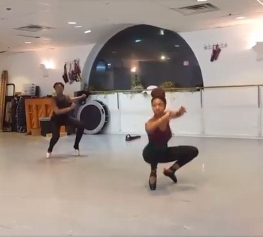 This Video Of Ballet Dancers Strutting To Jason Derulo Is
