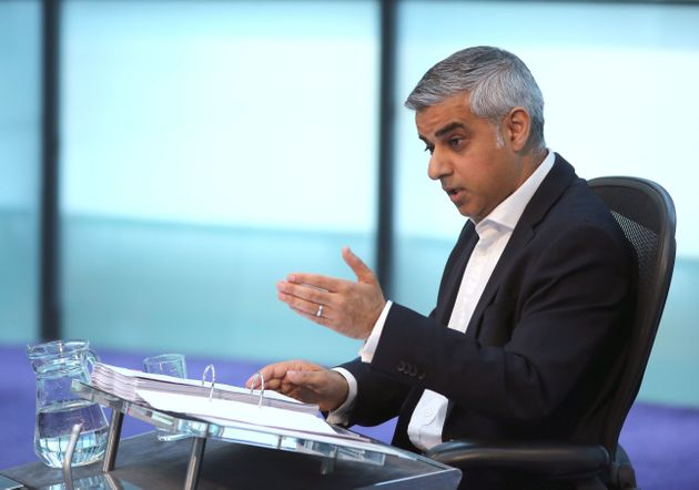 Sadiq Khan used his first Mayor's Question Time to blame Boris Johnson for London's housing