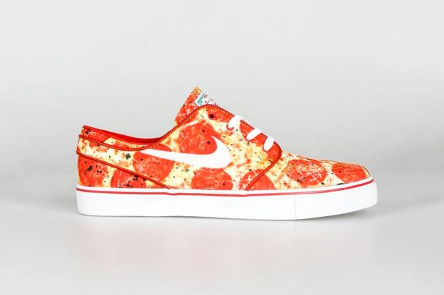 Nike Created The Perfect Shoe For Pizza