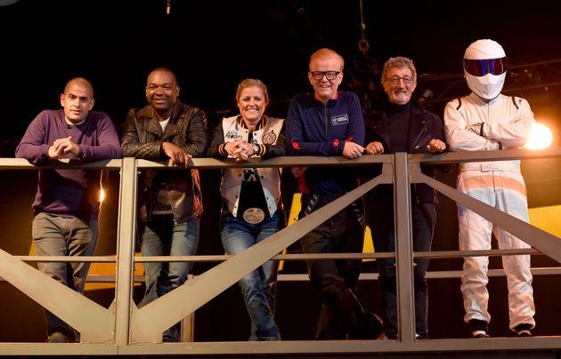 Matt LeBlanc was absent from the 'Top Gear' press