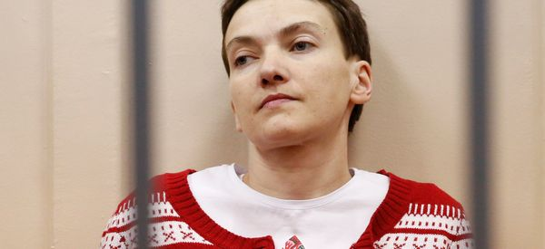 After Two Years In Prison, Ukrainian Pilot Nadiya Savchenko Is Released By Putin