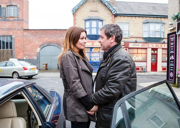 'Corrie' bosses promised that Carla's exit would be