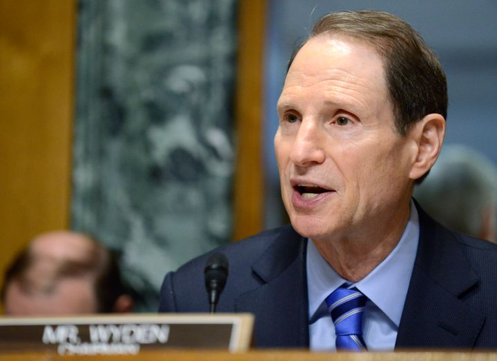 Sen. Ron Wyden (D-Ore.) wants to legally require presidential nominees to release their tax returns.