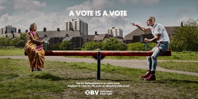 Sadiq Khan: 'Controversial see-saw European Union vote poster reinforces stereotypes'