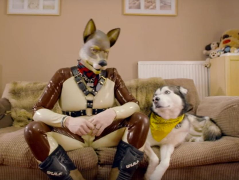 """A new documentary, """"The Secret Lives Of Human Pets,"""" explores the puppy play community, a group of people who pretend to be d"""