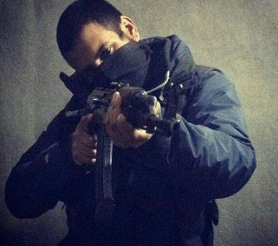 Jones' former husband,Junaid Hussain, was killed last