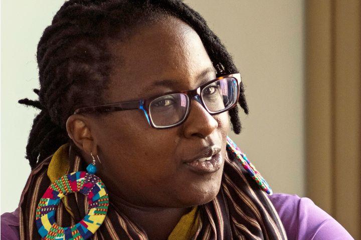 Tiffany Mugo, co-founder of HOLAAfrica and Open Society Youth Foundation fellow.