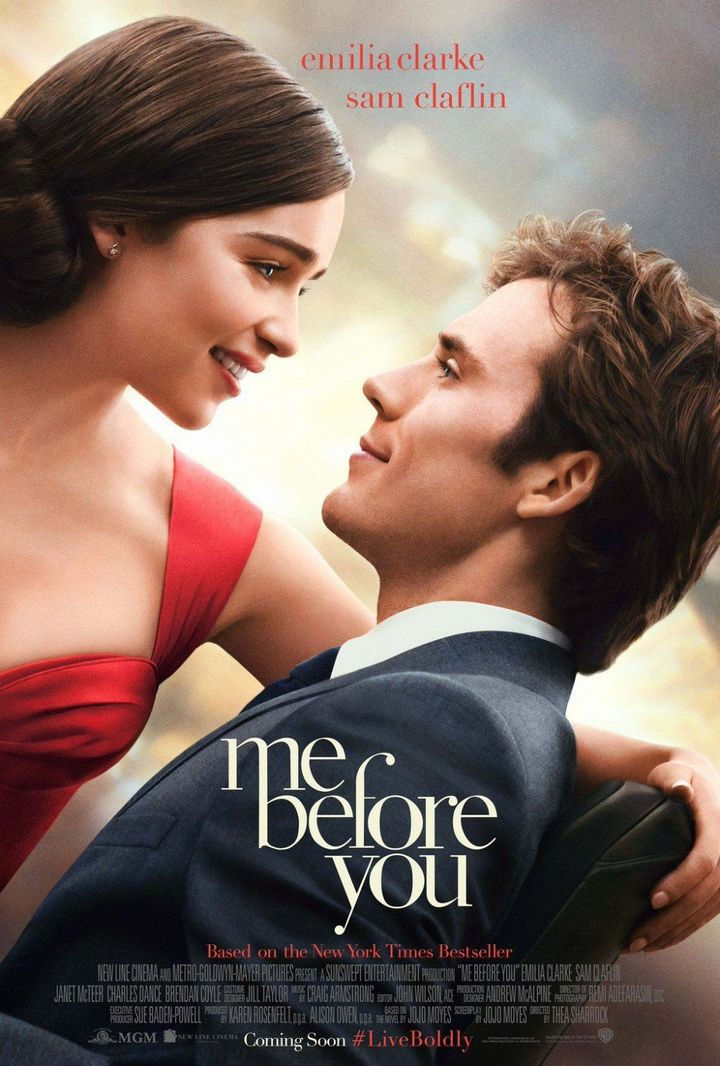 Me Before You      Criticized For Its Portrayal Of Disability   The     WB