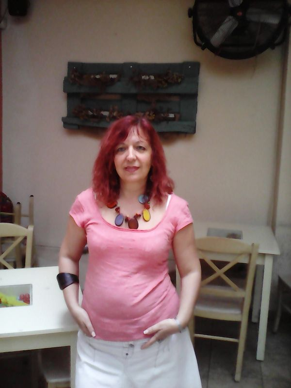 <strong>Aleka Plakonouri, 54, freelance copy editor</strong> (<strong>Athens, May 16)<br></strong><br>I have been working as