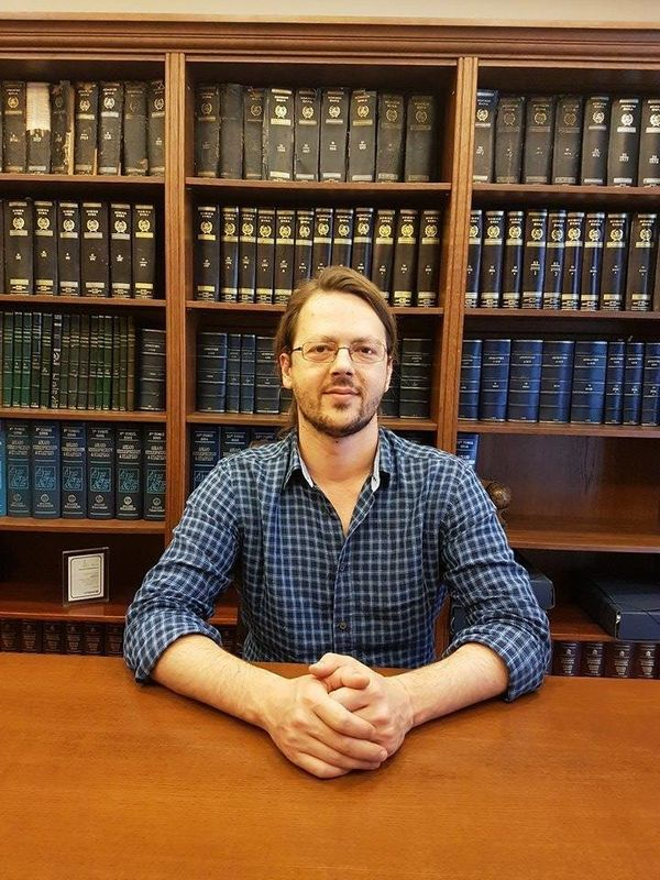 <strong>Dimitris Niafas, 34, lawyer (Athens, May 17)<br><br></strong>I have been working since 2005, and I was with a big law
