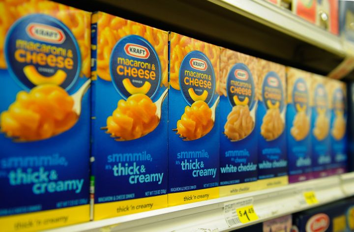 "Many ""Big Food"" brands like Kraft have been altering some of their trademark packaged foods to contain fewer artificial ingre"