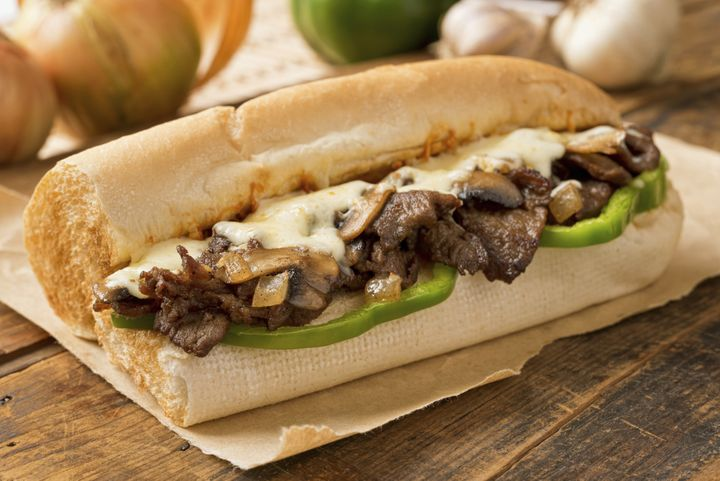 The best known Philadelphia food is the cheesesteak.