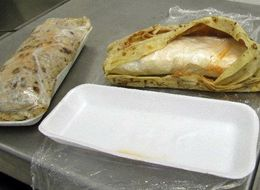 Someone Really Methed Up This Burrito