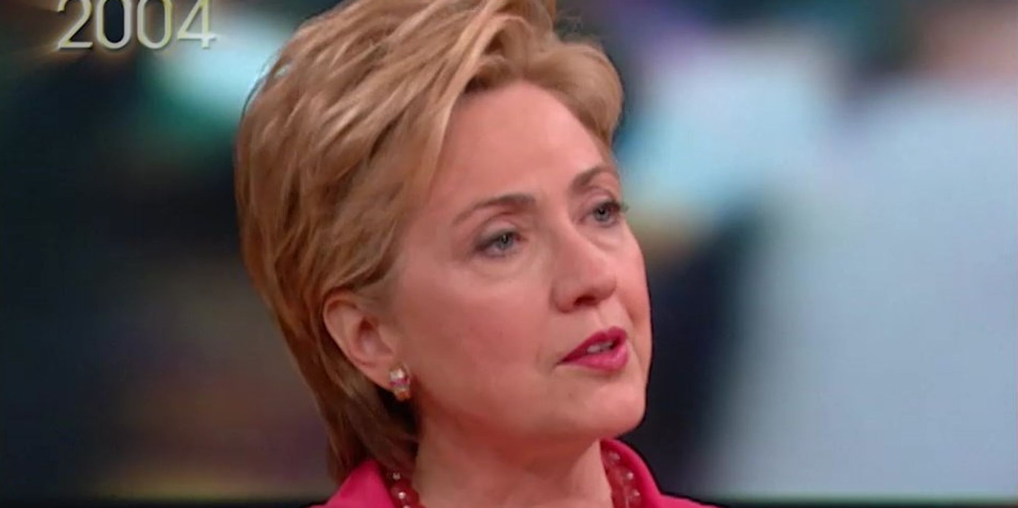 Flashback: The Life Advice Hillary Clinton Thinks About Every Day