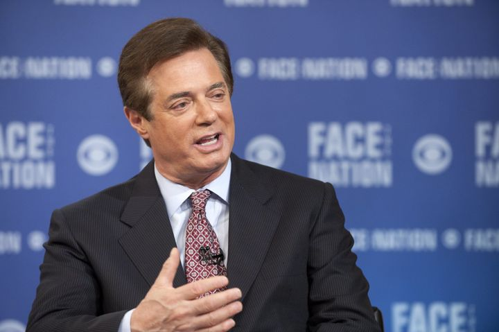 Paul Manafort is plotting the path to Trump's victory.