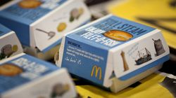 McDonald's Vows To Protect Fish In The