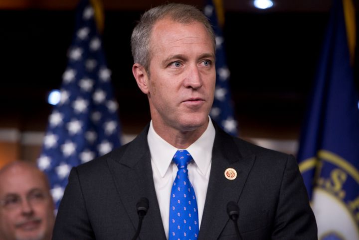 Rep. Sean Patrick Maloney (D-N.Y.) added language to a spending bill to ensure that contractors can't fire people for being g