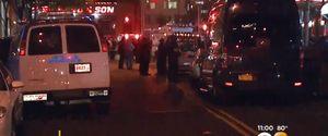 SHOOTING AT TI CONCERT NEW YORK CITY SHOOTING