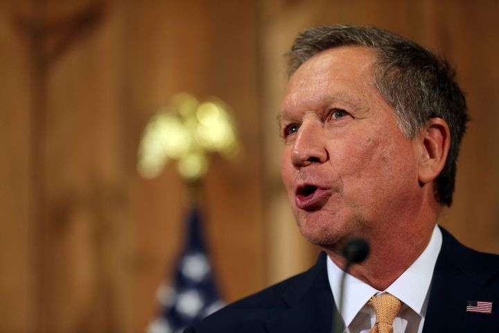 The bill heads to Republican Go. John Kasich for his signature. It's unknown if he will sign the measure.