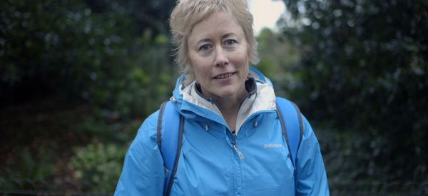 This Woman Walked 600 Miles To Deliver Messages Of Peace For Syrian Refugees