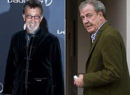 'Top Gear' Host Eddie Jordan Has Some Fighting Talk For Jeremy Clarkson