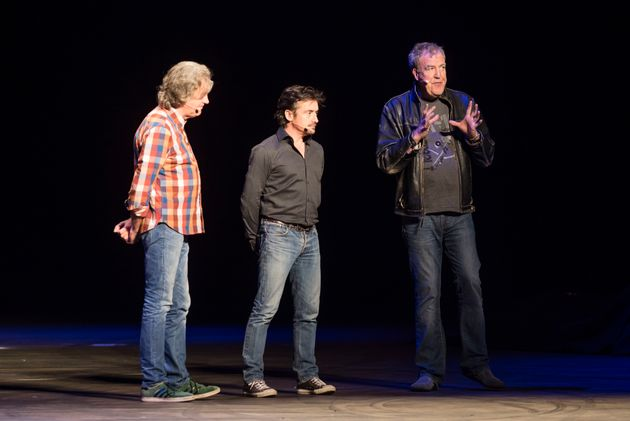 James May, Richard Hammond and Jeremy