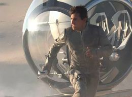 Tom Cruise 'Avoided Death In Doomed Space Mission'