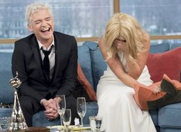 Schofe Reckons Hungover 'This Morning' Appearance Was All Holly's Fault