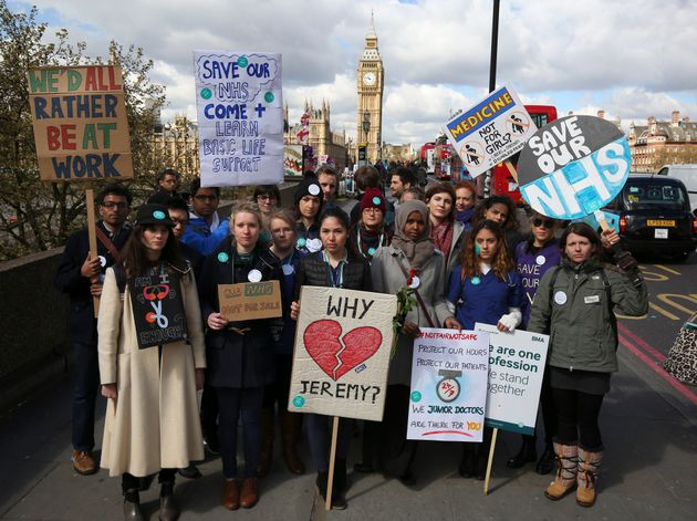 Tens of thousands of junior doctors spent months protesting having new pay and working conditions imposed...