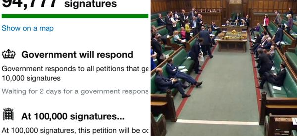 Thousands Are Signing This Petition To Force Student Loan Changes Debate