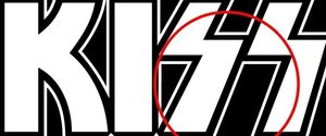 KISS LOGO S PAUL STANLEY