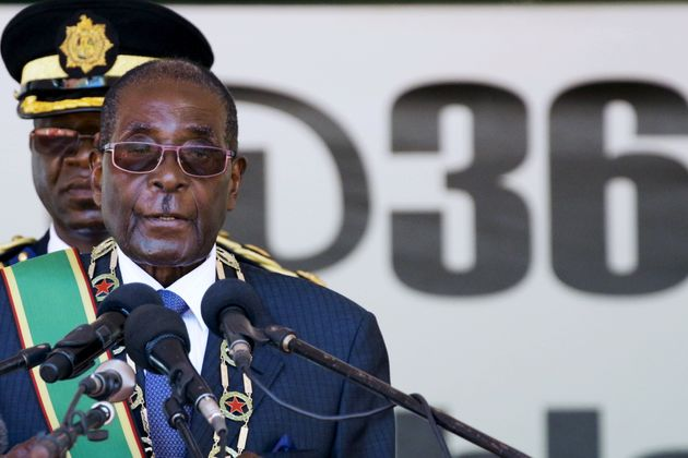 Zimbabwean President Robert Mugabe pardoned all female prisoners except those on death row or serving...
