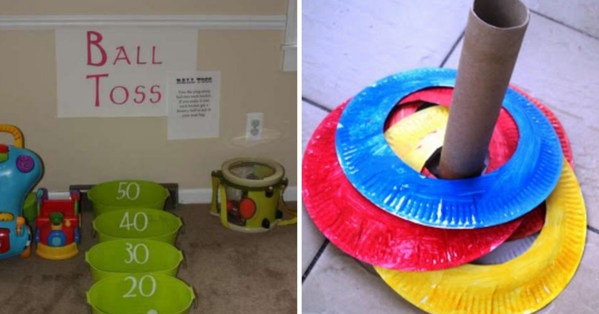 Things To Do With Kids Eight Creative Indoor Games And Activities