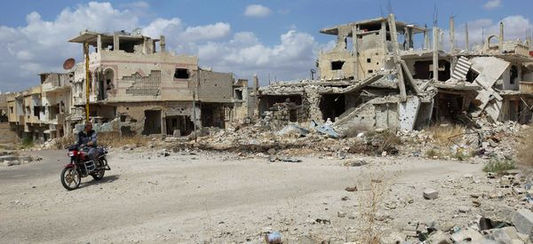 There Will Be Another Syria, Experts Warn - And It's All Down To Climate Change